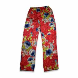 Printed trousers by BlueGirl Folies