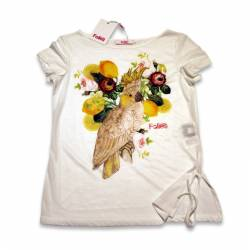 Cockatoo T-shirt by BlueGirl Folies