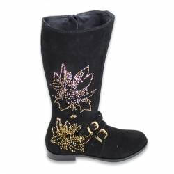 Gallucci High Boot with gold