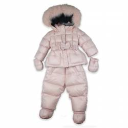 Baby Hooded Snow-Suit by ADD