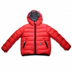 DOUBLE DOWN FILLED JACKET