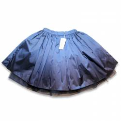 Navy skirt by Simonetta