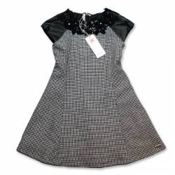 Checked dress by Laura Biagiotti