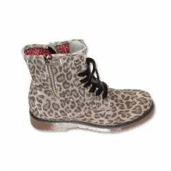 Leopard Boot by LiuJo